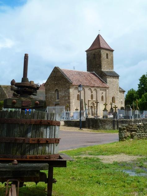 Saint Maurice des Champs