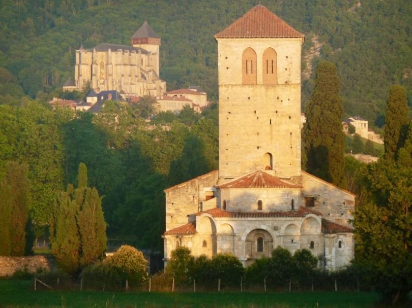Saint Bertrand de Comminges et Saint Just de Valcabrère