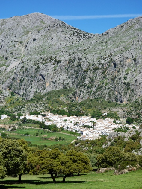 Villaluenga del Rosario - Sierra de Grazalema
