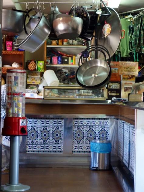 Bar - épicerie à El Vacar