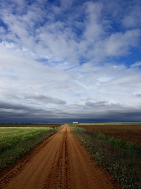 Via de la Plata après Salamanque