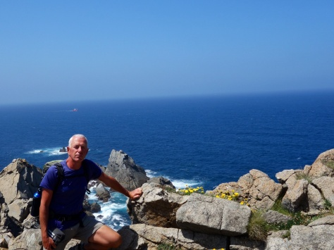 Punta Estaca de Bares - pointe nord de l'Espagne - 18 juin