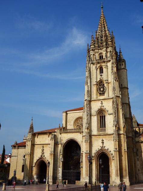 Cathédrale d'Oviedo