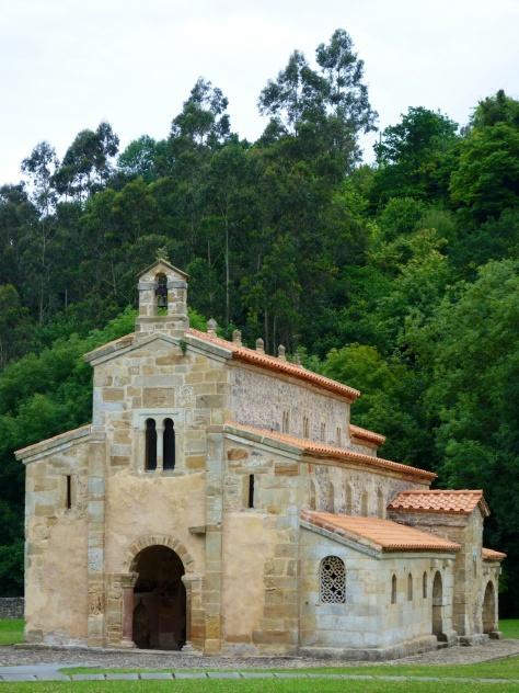 Église San Salvador de Valdediós (IXéme siècle)
