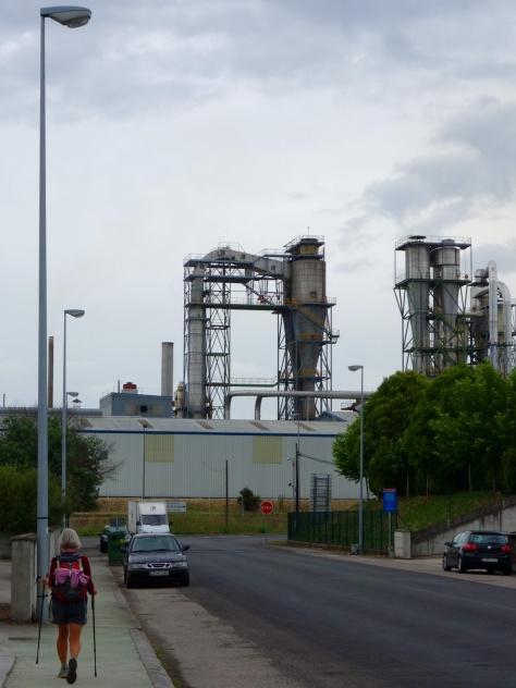 Polígono Industrial de San Cibrao das Viñas