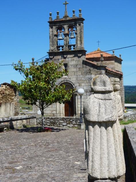 Église Santiago de Taboada