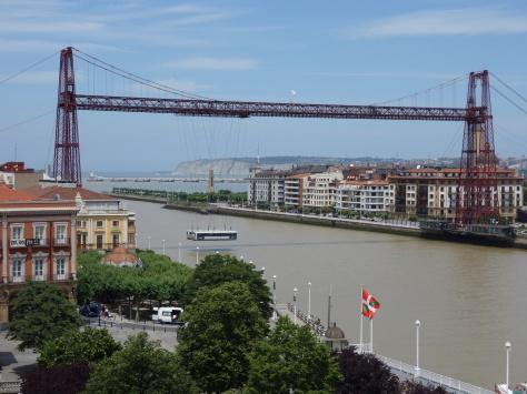 Pont transbordeur de Portugalete