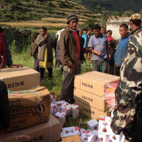 Himalaya Projekt à Bigu (photo Himalaya Projekt)