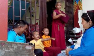 Photo Tashi Phuntsok