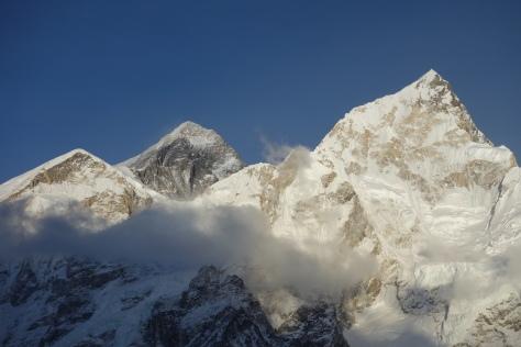 Everest et Nuptse