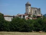 En quittant Saint-Bertrand