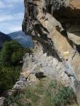 El camino del Canal entre Bielsa et Tella