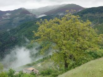 Les monts Ernici