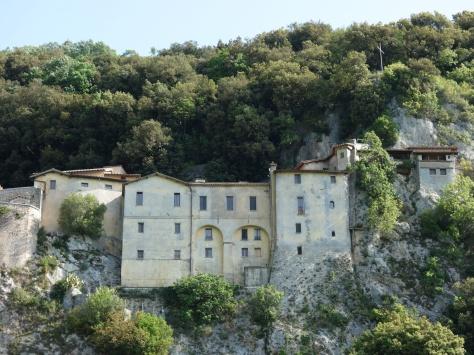 Le couvent de Greccio