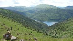 Sur l'Alta Via dei Monti Liguri